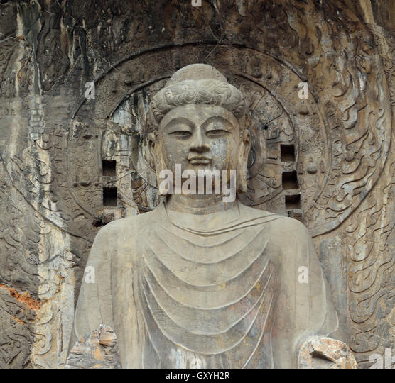 grottoes singles & personals Carved buddha images at longmen caves, dragon gate grottoes, dating from the 6th to 8th centuries, unesco world heritage site, henan province, china, asia.