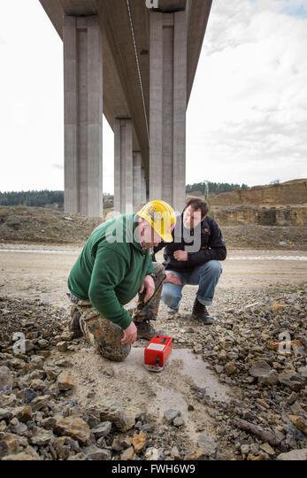 Traffic Light Demolition : Traffic vibration stock photos