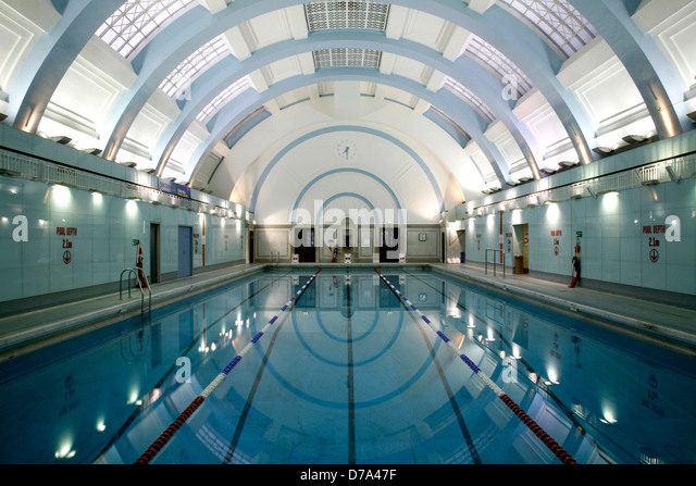 Indoor swimming pool uk stock photos indoor swimming - Apartments with swimming pool london ...