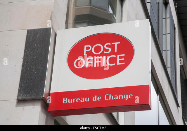 post office logo stock photos post office logo stock images alamy. Black Bedroom Furniture Sets. Home Design Ideas