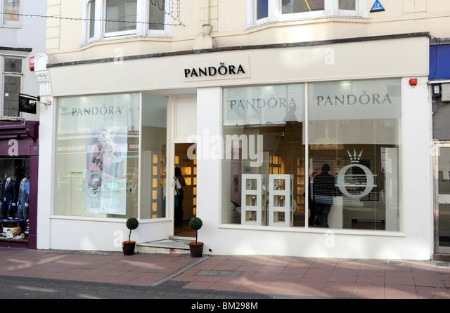 The Pandora Shop