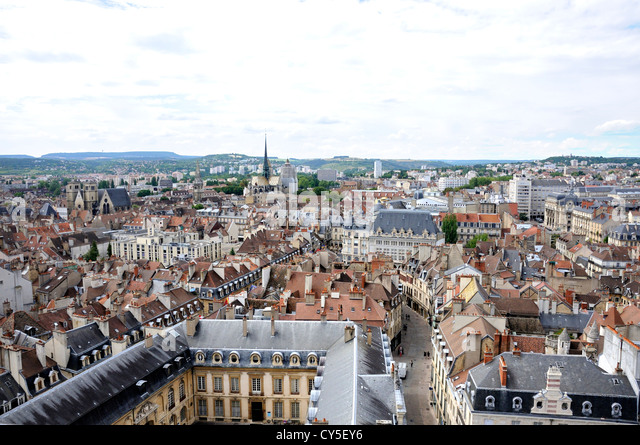 city view dijon france stock photos city view dijon france stock images alamy. Black Bedroom Furniture Sets. Home Design Ideas