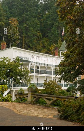Hotel de haro stock photos hotel de haro stock images for Roche harbor resort cabins