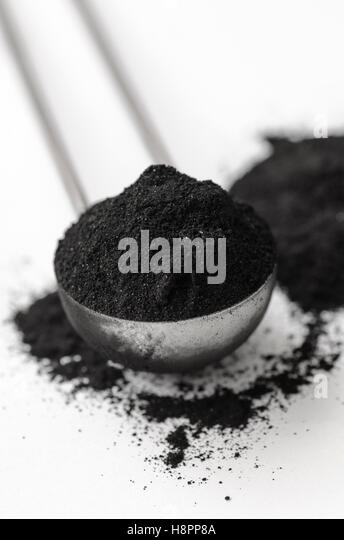how to use activated charcoal powder