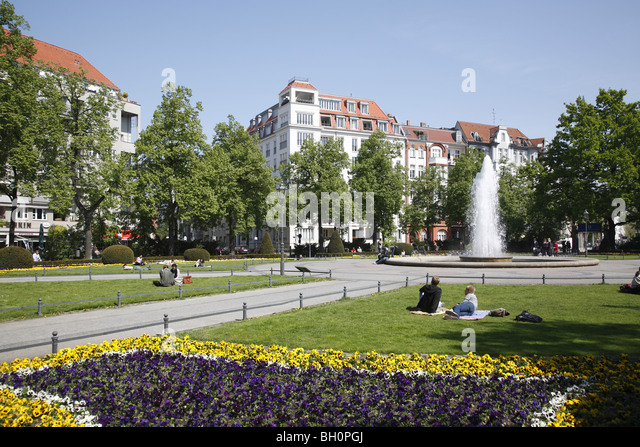 Berliner Platz 2 L Sungen viktoria luise stock photos viktoria luise stock images alamy
