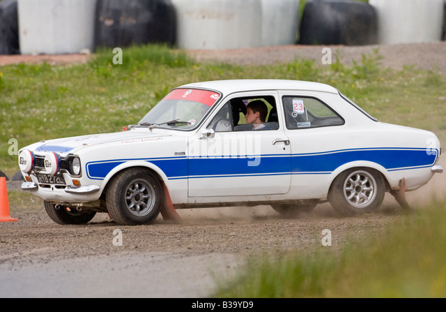 classic ford escort stock photos classic ford escort. Black Bedroom Furniture Sets. Home Design Ideas