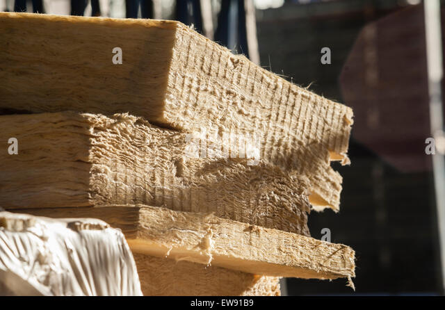 Mineral fibrous stock photos mineral fibrous stock for Mineral wool insulation health and safety