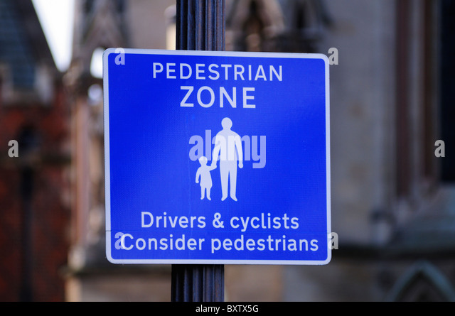 pedestrian zone and - photo #15