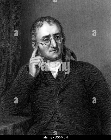 Biography of John Dalton, Chemist and Physicist