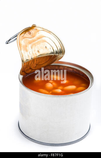 how to cook baked beans from a can