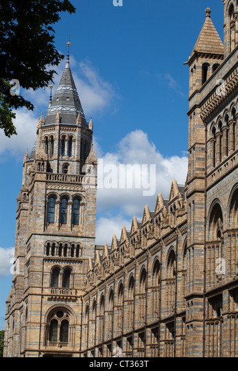 Oxford Natural History Museum Architect