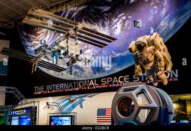 Johnson space center houston stock photos johnson space for Space station usa