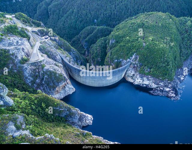 how to build a dam australia