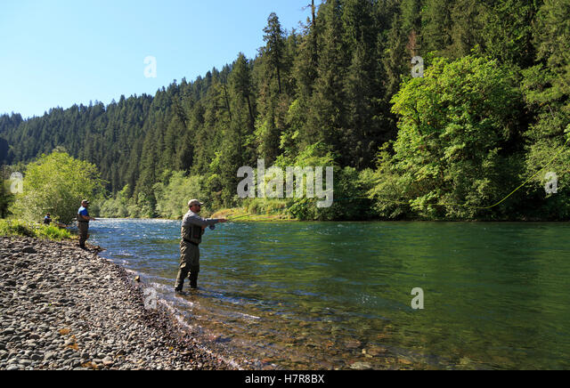 Volunteered stock photos volunteered stock images alamy for Healing waters fly fishing