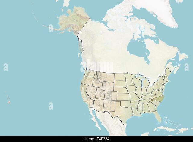 Map Of North Carolina Stock Photos Map Of North Carolina Stock - North carolina on the us map
