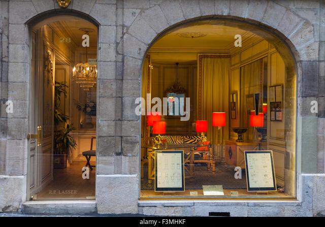Interior Decorating Consultant decorating store stock photos & decorating store stock images - alamy