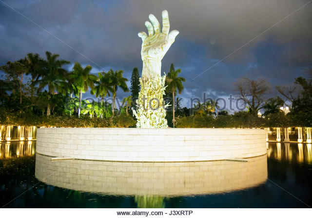 Memorial Jews Park Miami Beach