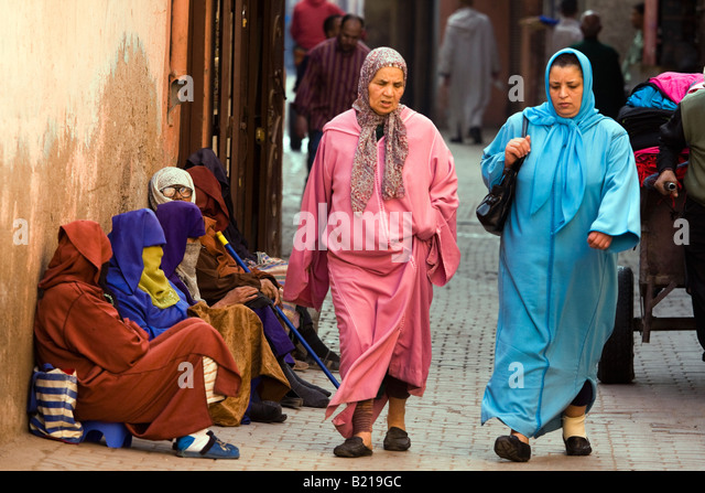 Cool How To Dress In Morocco  A Complete Guide To Morocco Dress Code