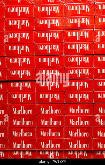 Tobacco outlet cigarettes Marlboro
