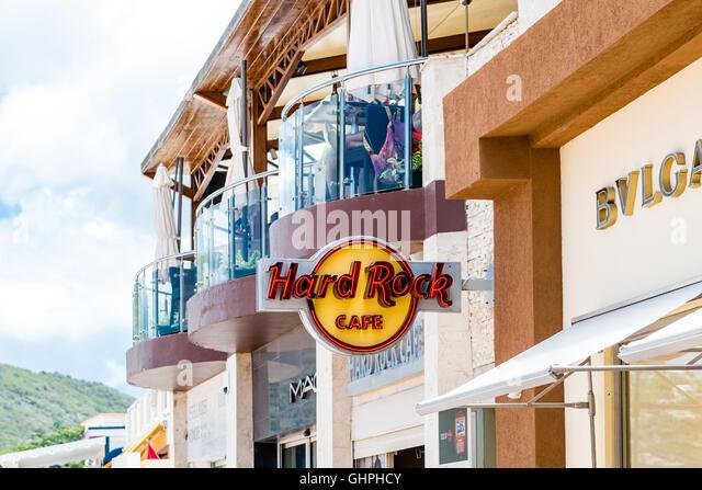 Philipsburg Hard Rock Cafe