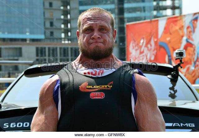 Strongman Car Stock Photos & Strongman Car Stock Images ...