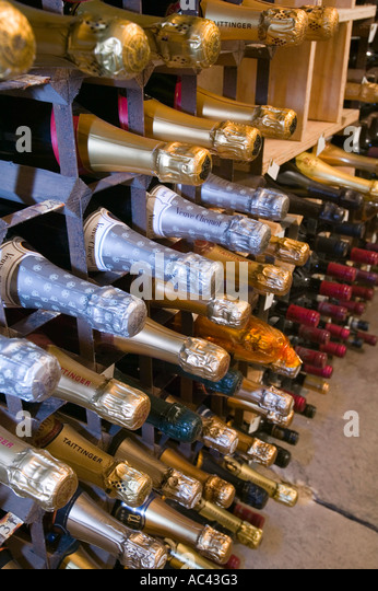 Champagne Cellar Stock Photos Amp Champagne Cellar Stock