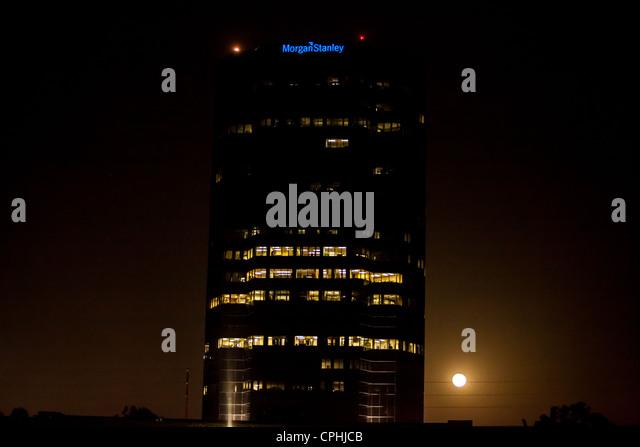 Morgan Stanley Building Stock Photos Amp Morgan Stanley
