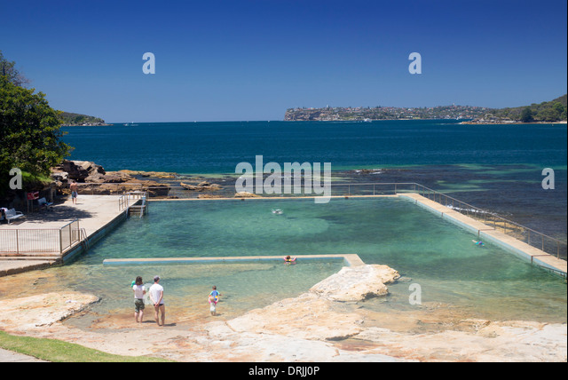 Manly Harbour Pool Stock Photos Manly Harbour Pool Stock Images Alamy