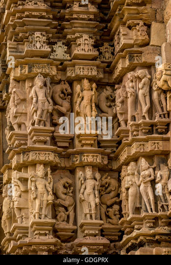 Stone sculptures india stock photos