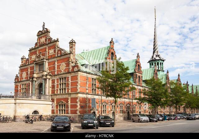 Old Stock Exchange Copenhagen Stock Photos & Old Stock Exchange Copenhagen Stock Images - Alamy