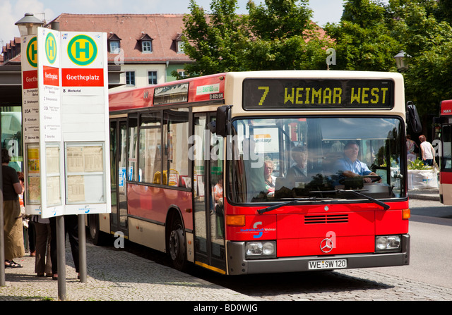 german buses stock photos german buses stock images alamy. Black Bedroom Furniture Sets. Home Design Ideas