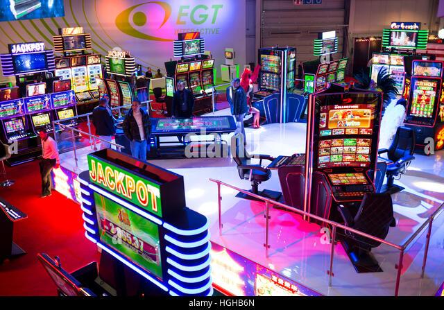 Casino equipment las vegas
