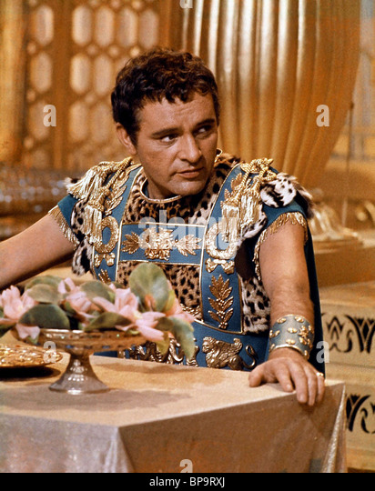 Cleopatra 1963 Stock Photos & Cleopatra 1963 Stock Images ... Richard Burton Cleopatra