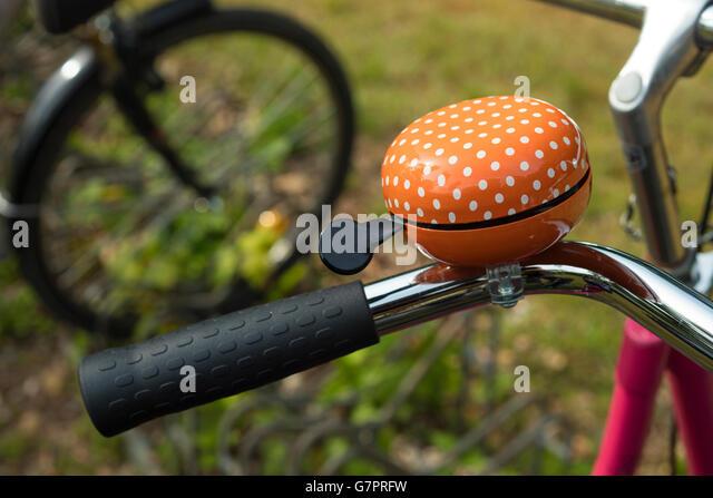 Hand Bike Bell Stock Photos Hand Bike Bell Stock Images Alamy