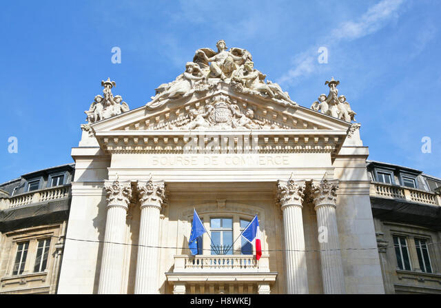 Paris bourse stock photos paris bourse stock images alamy for Chamber of commerce france