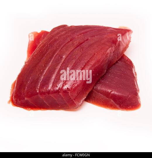 how to cut tuna steaks