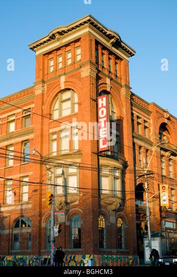 Gladstone Hotel Toronto Address