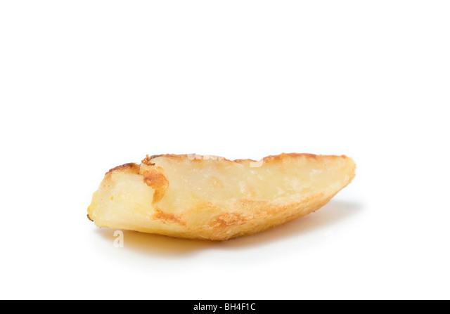 how to cut roast potatoes