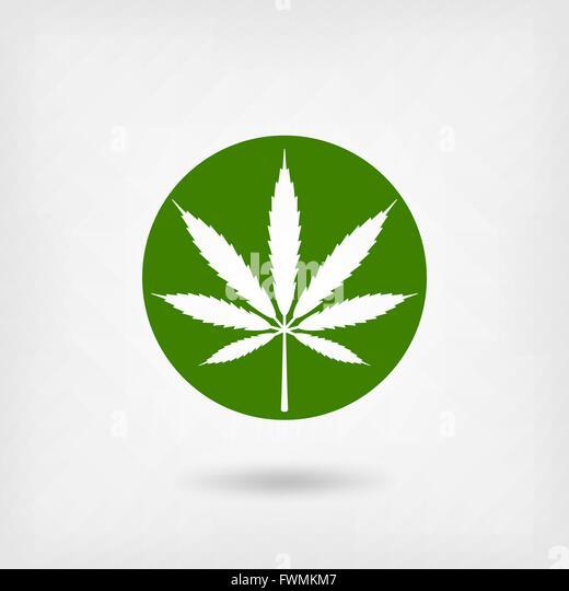 Cannabis Leaf Circle Stock Photos & Cannabis Leaf Circle ...