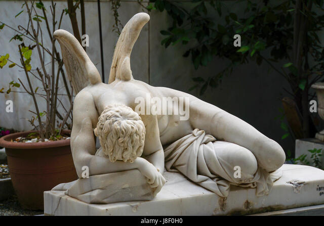how to make a weeping angel statue