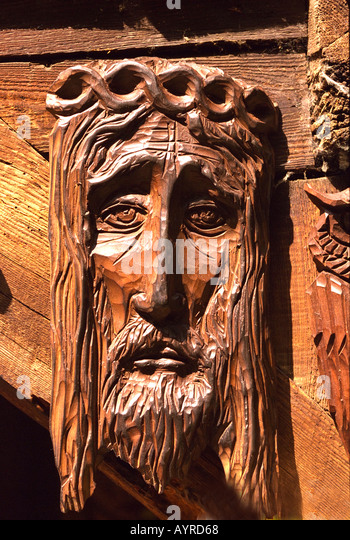 Jesus face stock photos images alamy