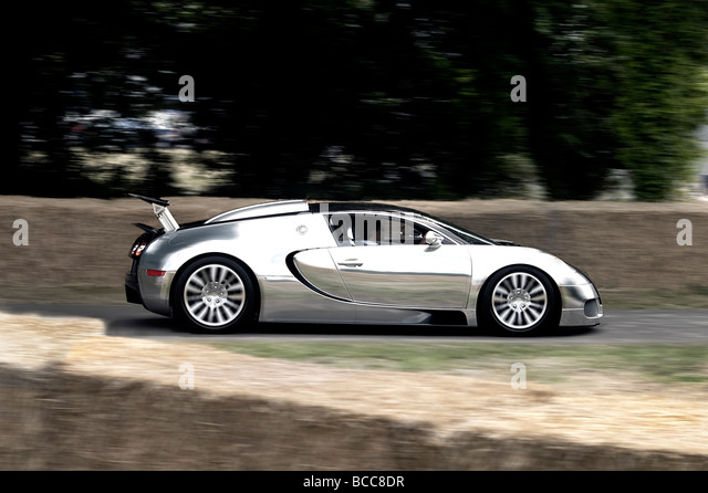 Bugatti Veyron Grand Sport 2010   Stock Image