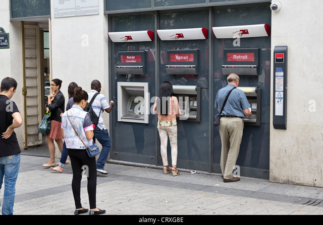 Atm Machines Stock Photos Amp Atm Machines Stock Images Alamy