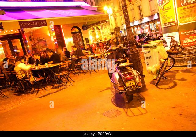 Caf Ef Bf Bd De L Alma  Paris