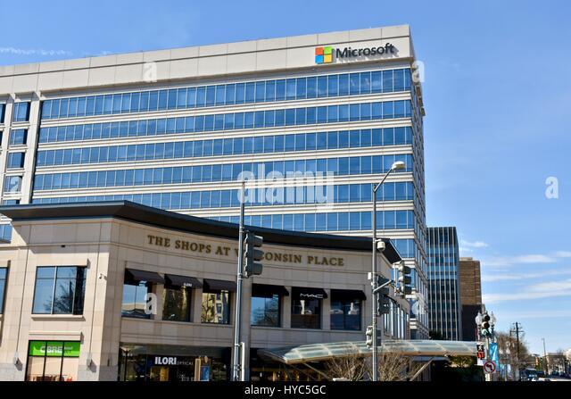 microsoft corporate office