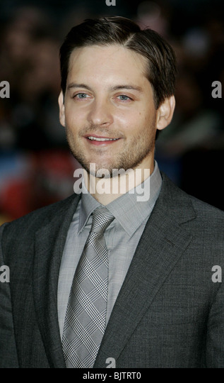 Tobey Maguire Spiderman Stock Photos & Tobey Maguire ... Tobey Maguire