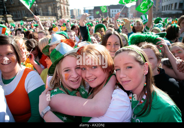 northern irish girls