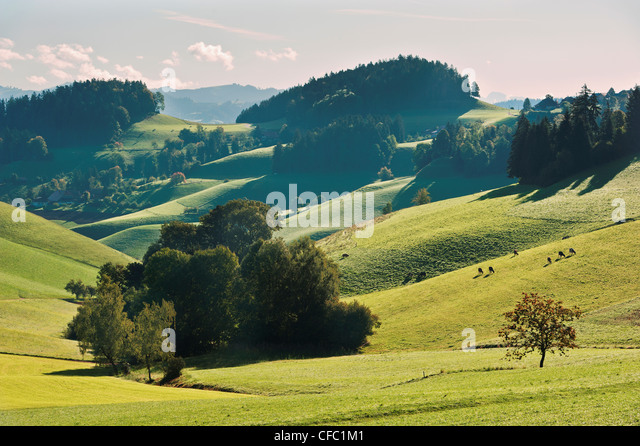 Hilly Scenery Stock Photos Hilly Scenery Stock Images Alamy