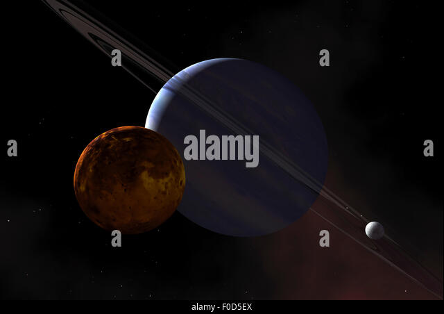 giant planets and their moons - photo #16