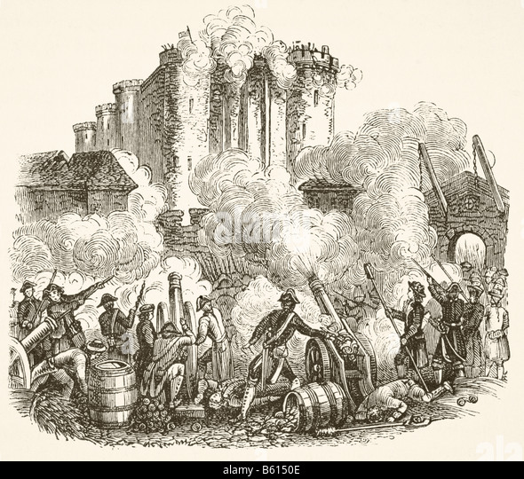1789 Bastille Stock Photos & 1789 Bastille Stock Images ...